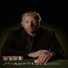 Go head up with Boris Becker thanks to Poker Stars