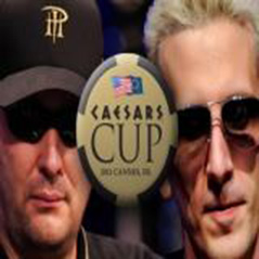 Team Europe win Caesars Cup