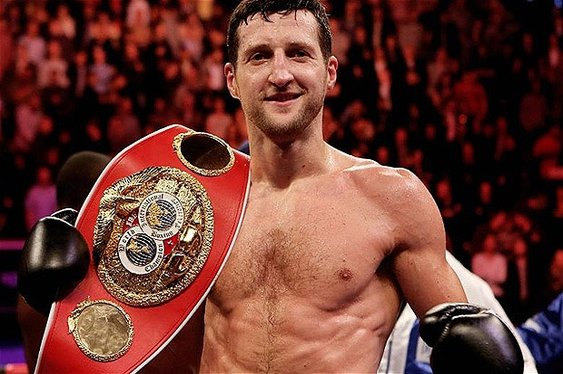 Froch Joins WPT Nottingham Party