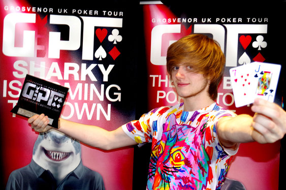 Charlie Carrel wins GUKPT Finale