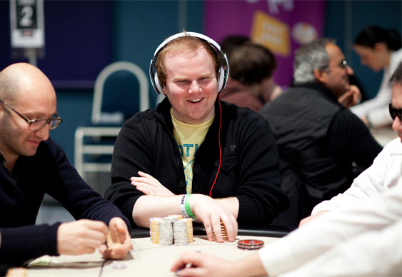 Brammer out fifth in WSOP $10k six max