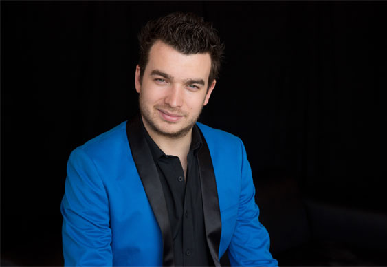 Chris Moorman: MTT Maestro