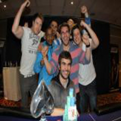 Chris O'Donnell wins UKIPT Brighton