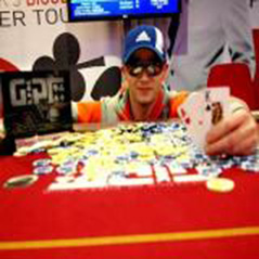 Colin McTaggart wins GUKPT Walsall Main Event