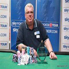 Colin Napier wins Sky Poker Tour Cardiff