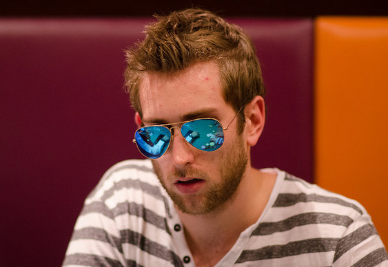 Drinan Leads EPT Malta High Roller