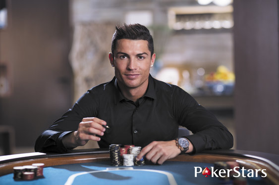 PokersStars Adds Ronaldo