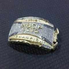 Duhamel's WSOP bracelet recovered