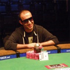 Daniel Alaei heads the field at Doyle Brunson Classic