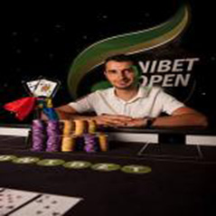 Dan Murariu wins Unibet Open Golden Sands
