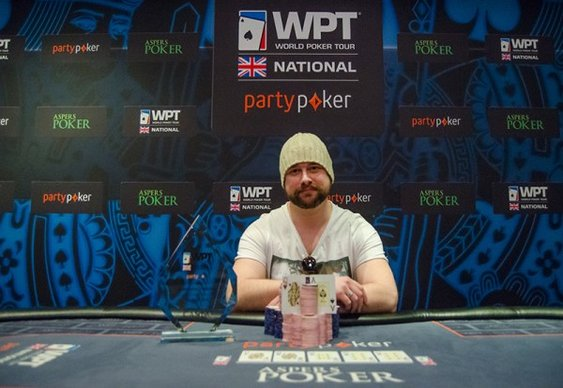 Darren Mapley Takes Maiden WPT National Newcastle
