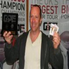 David Johnson wins GUKPT Blackpool