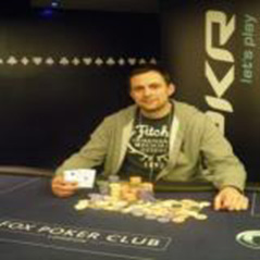 David McConachie takes this month's Fox Poker Club Main Event