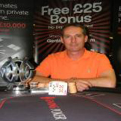 David Wall wins Genting Poker Players' Championship