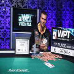 Dmitry Gromov wins WPT Vienna