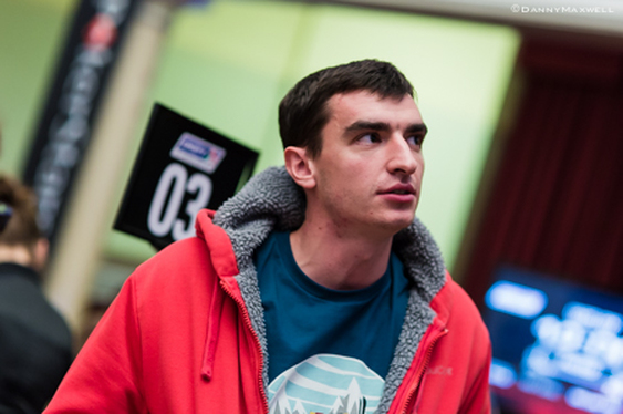 Donald Rae Leads UKIPT Isle of Man