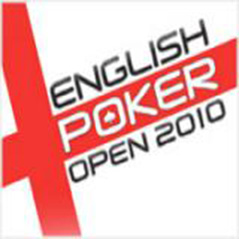 English Poker Open final table set