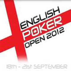 Igor Kurganov heads English Poker Open