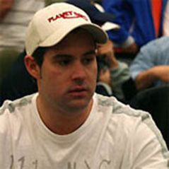 Erik Cajelais among Event #26 leaders, $2,500 6-max NL