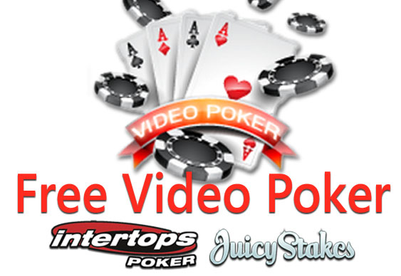 Grab 20 Free Video Poker Games