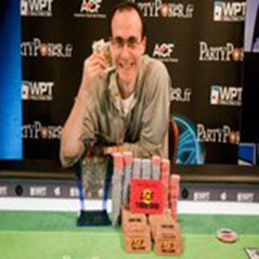 Gregory Benac wins WPT National Series Paris Open of Poker