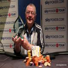 Harry Metcalfe wins Sky Poker Tour Newcastle
