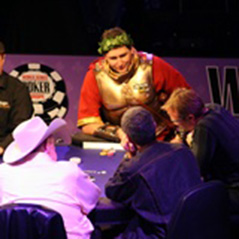 WSOPE £10,000 Main Event Day 1a