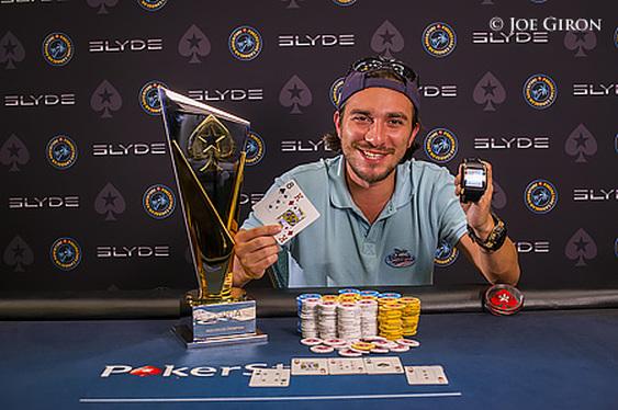 Ilkin Garibli's Wins PCA High Roller