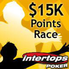 $2,000 freeroll from Intertops Poker