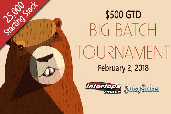 Friday Big Batch Tournament