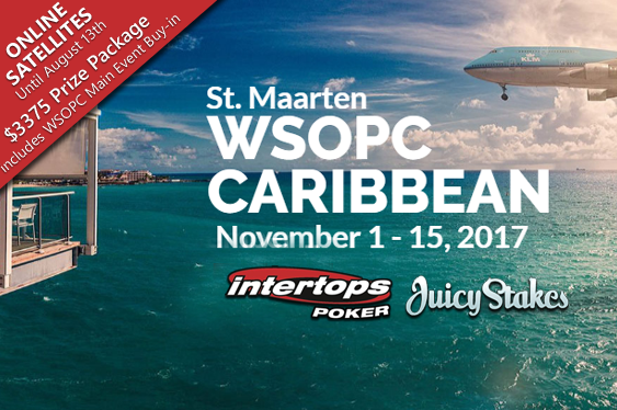 WSOPC Caribbean comp now on