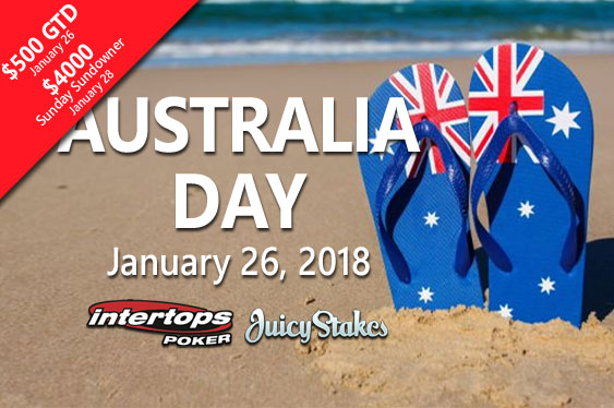 Pair to celebrate Australia Day