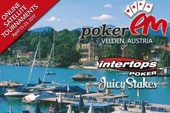 Win a Velden main event seat