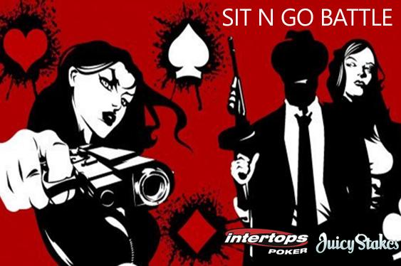 Sit N Go Battle Commencing