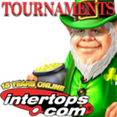 St Patrick's weekend freerolls from Intertops Poker