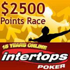 Promotions galore from Intertops Poker