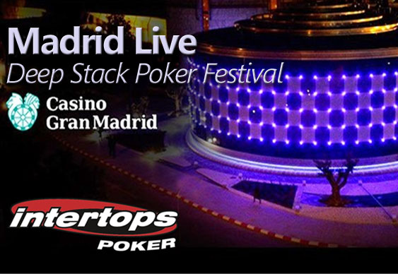 Get To Madrid With Intertops Poker