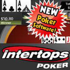$2,000 no deposit freeroll at Intertops Poker this Sunday