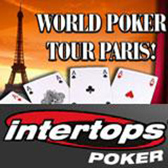WPT Grand Prix de Paris packages worth $12.5k to be won at Intertops Poker