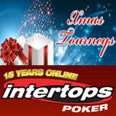Christmas Specials from Intertops Poker