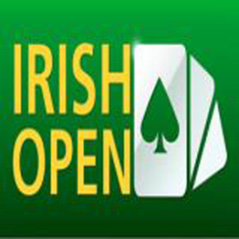2010 Irish Open final table set