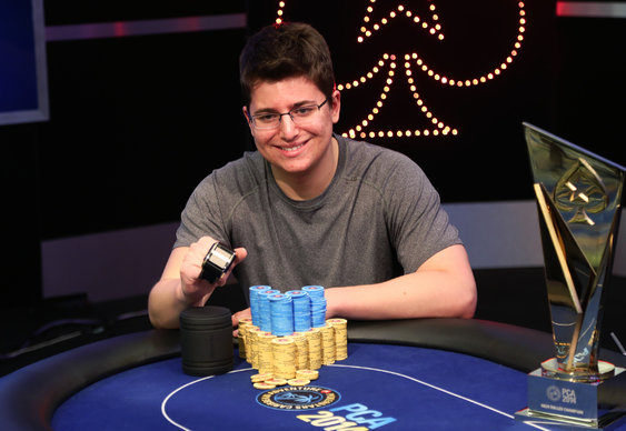 Jake Schindler Scoops PCA's High Roller Crown