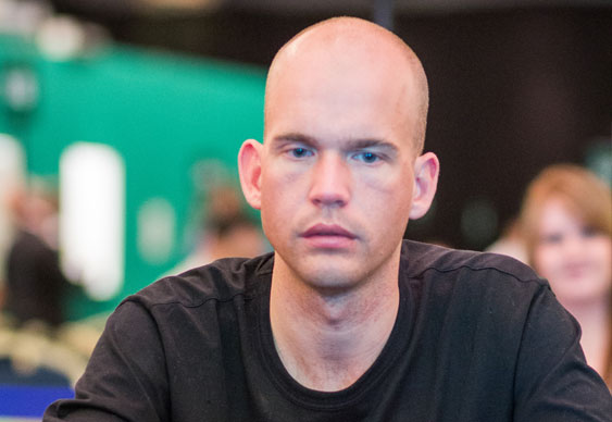 James Dempsey joins Full Tilt's Red Pros after great WSOP