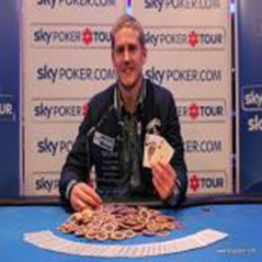 James Williams wins Sky Poker Tour Grand Final