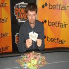 Janos Jeszek wins Betfair Poker Live! Dublin