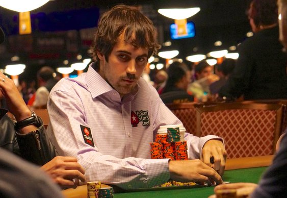 Jason Mercier Amongst Aussie Millions Leaders