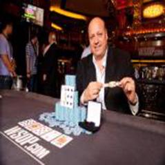 WSOPE: Lisandro gana su quinto brazelete