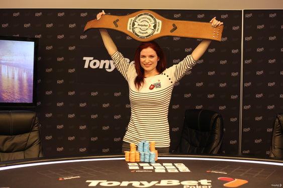Jennifer Shahade wins OFC High Roller