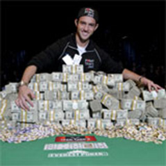 Exclusive video interview with WSOP Main Event winner Joe Cada
