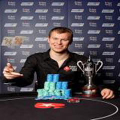 UKIPT Heads Up - Joeri Champion!